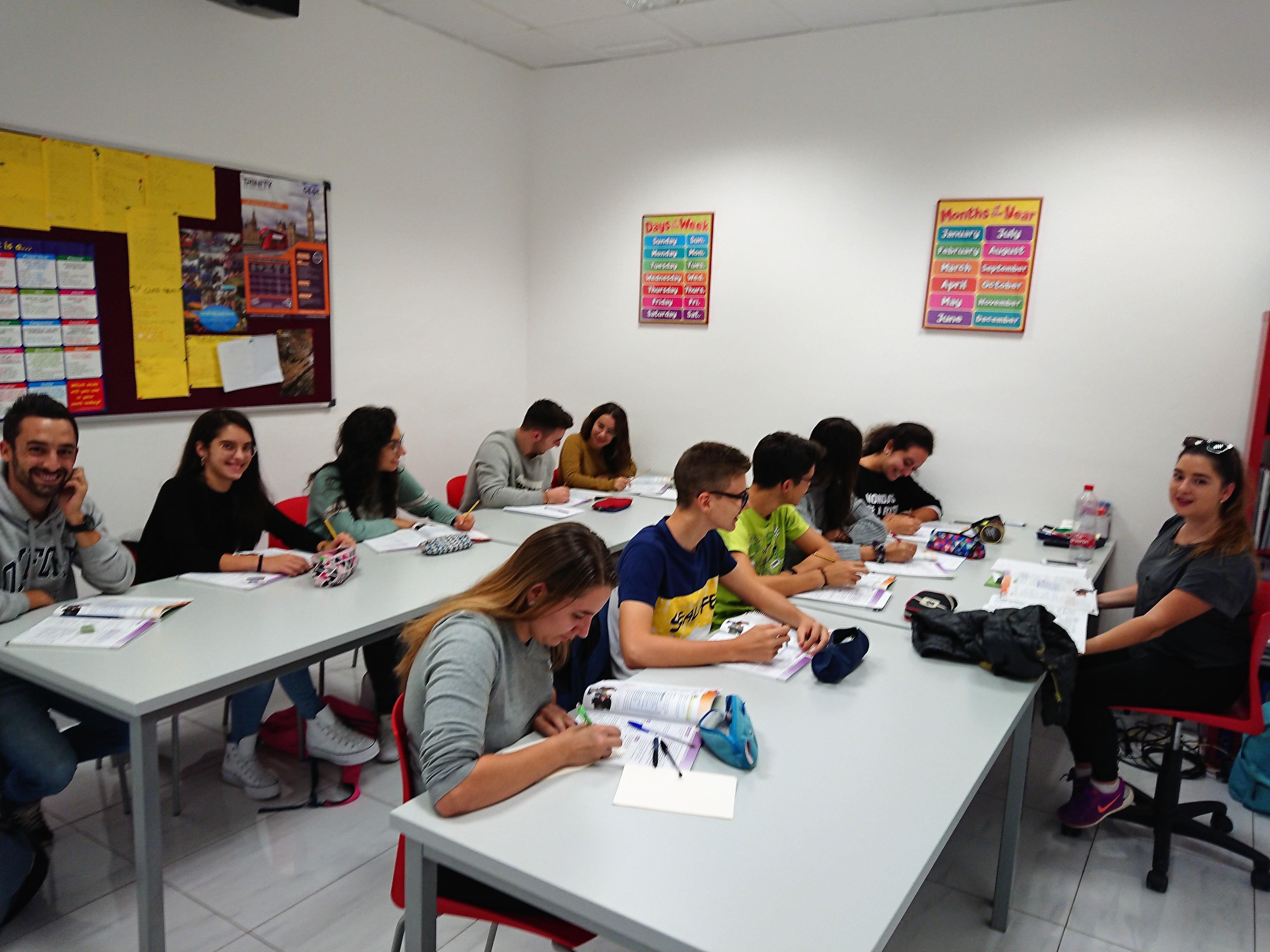 Curso de español para extranjeros Valencia